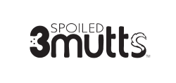 3 Spoiled Mutts Logo