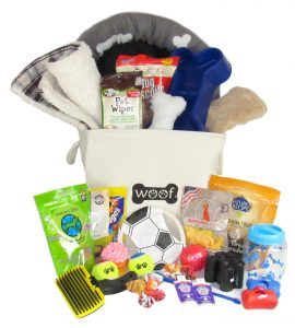 Spoiled Rotten Gift Basket Package