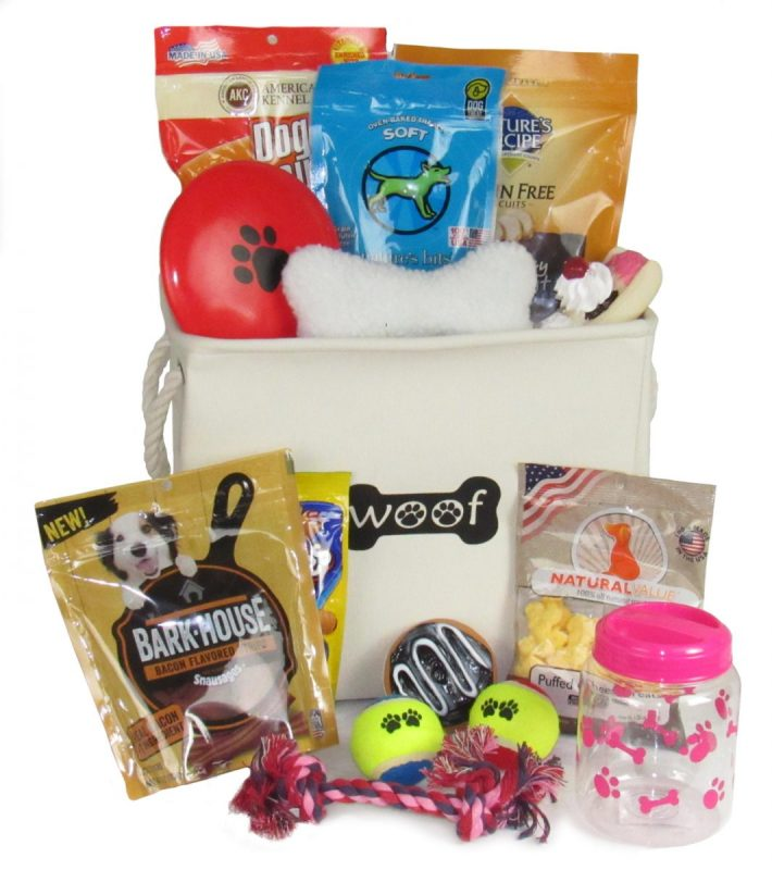 Toys & Treats Large Gift Basket