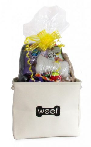 New Dog Owners Gift Baskets