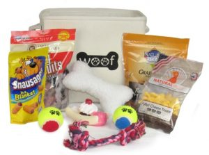 Toys and Treats Small Basket