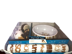 Pet Bowl Gift Sets