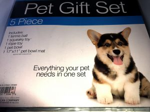 All in One Pet Gift Set